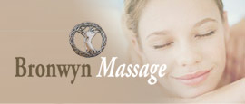 Advertentiebanner: Bronwyn Massage